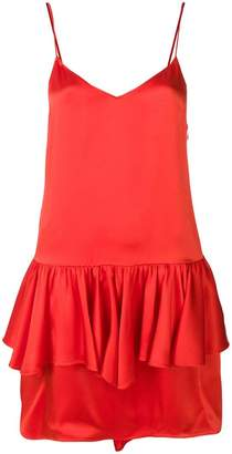Stella McCartney layered shift dress