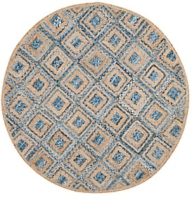 Cape Cod Collection Area Rug, 6' x 6'