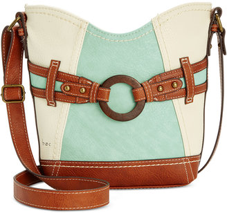 b.o.c. Nayarit Colorblock Crossbody Bag $66 thestylecure.com