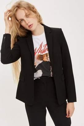 Petite suit jacket