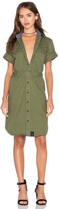 G-Star Rovic Shirt Dress $180 thestylecure.com