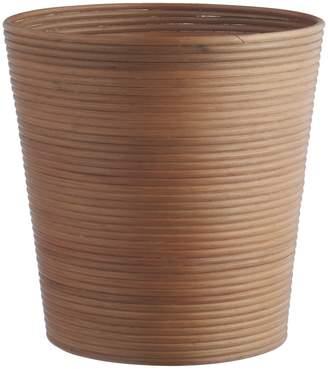 STUDY CANELLA rattan waste paper bin