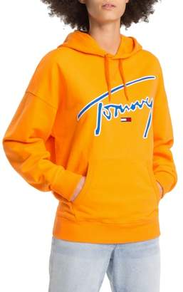 Tommy Jeans TJW Embroidered Logo Hoodie