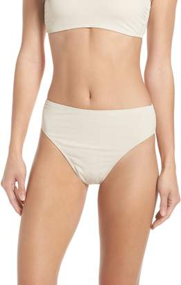 Leith South Beach High Waist Bikini Bottoms