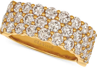 LeVian Le Vian Strawberry & Nude Diamond Band (3-1/10 ct. t.w.) in 14k Gold or Rose Gold