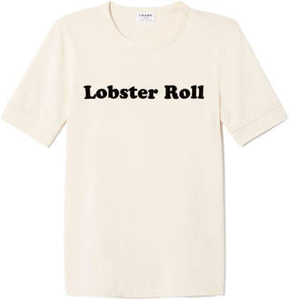 Goop x Frame Lobster Roll Cotton Tee