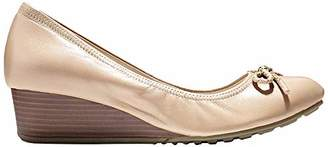Cole Haan Women's Tali Grand Lace Wedge Pump 40mm