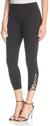 Lysse Clio Cropped Cutout Leggings