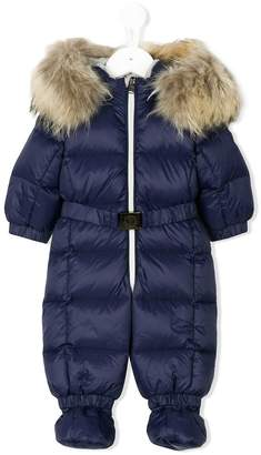 Moncler padded snowsuit