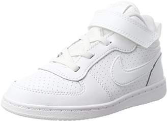 at Amazon.co.uk · Nike Boys Court Borough Mid (Td) Gymnastics Shoes 21b592d5e