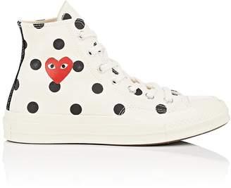 Comme des Garcons Men's Chuck Taylor '70s Canvas Sneakers