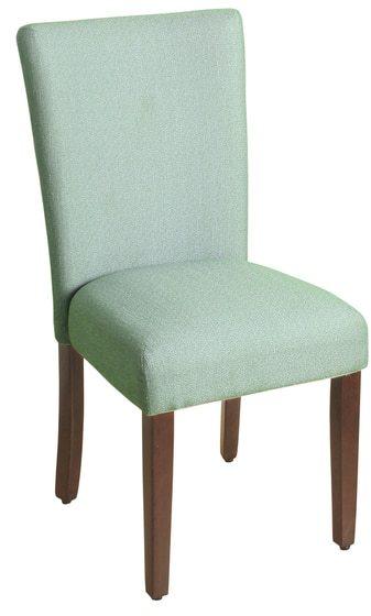 HomePop Textured Parson Dining Chair - Glenbrier Spa - Single