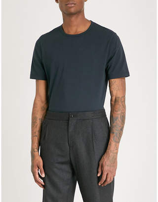 Joseph Crewneck cotton-jersey T-shirt