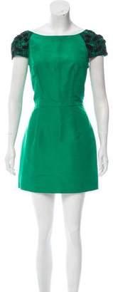 Jason Wu Embellished Mini Dress