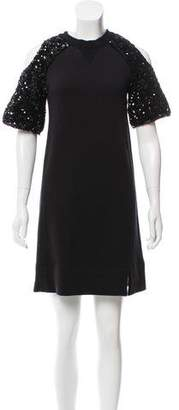 Sonia Rykiel Embellished Mini Dress