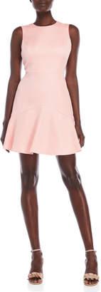 Shoshanna Eden Fit & Flare Dress