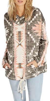 Women's Billabong Light Show Tunic Hoodie $59.95 thestylecure.com
