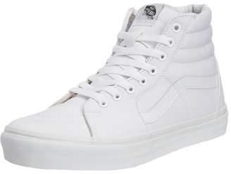 0797b0c534cc1b Vans SK8-Hi Canvas Unisex-Adult Hi-Top Sneaker