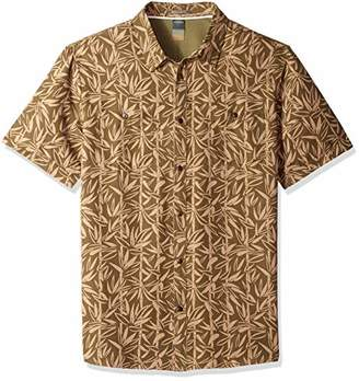 Quiksilver Men's Wake Bamboo Fences Shirt