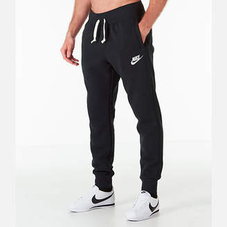 Nike Men's Sportswear Heritage Club Cuffed Jogger Pants