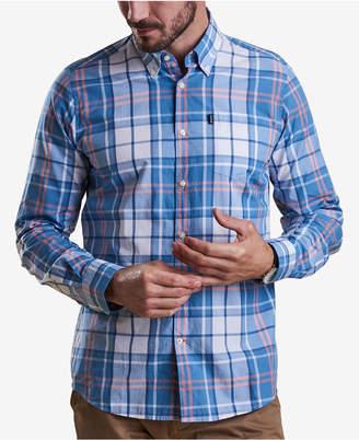 Barbour Men's Jeff Tailored-Fit Plaid Pocket Shirt