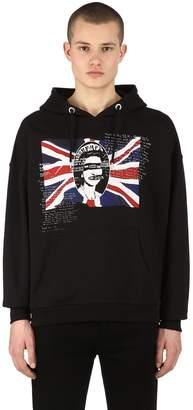 Boy London Sex Pistols Hooded Cotton Sweatshirt