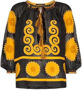 Vita Kin Siam floral blouse