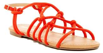 Report Gail Knotted Sandal $40 thestylecure.com