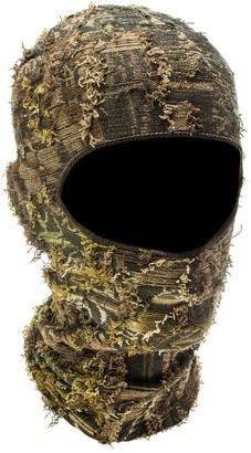 Quietwear QuietWear Camo Grassy One-Hole Mask - Men