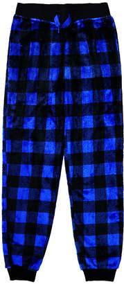 Arizona Boys Fleece Jogger - Husky Fleece Pajama Pants-Big Kid Boys Husky