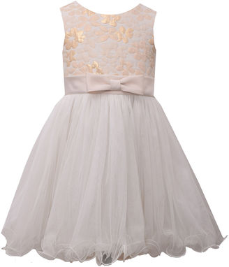 Bonnie Jean Sleeveless Party Dress - Toddler Girls $58 thestylecure.com