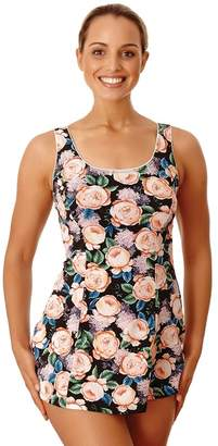 De La Mer Femme Lady Peony Lauren Swim Dress One Piece