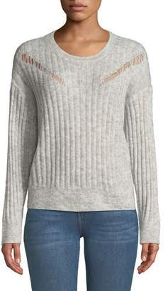 IRO Opera Ribbed Pullover Sweater