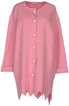 Moschino Cheap & Chic MOSCHINO CHEAP AND CHIC Overcoats - Item 41786174AJ