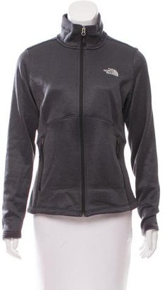 The North Face Lightweight Zip-Up Jacket $85 thestylecure.com