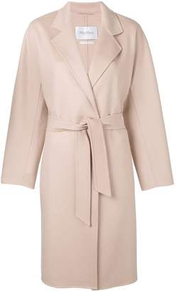 Max Mara Rapallo wrap-around coat