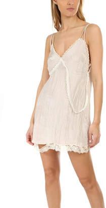 R 13 Babydoll Slip Dress