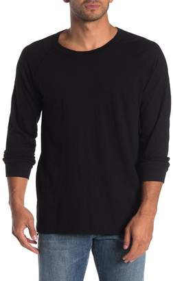 Velvet by Graham & Spencer Stockley Long Raglan Sleeve T-Shirt