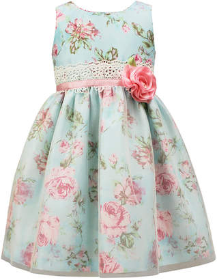 Jayne Copeland Sleeveless Floral-Print Dress, Toddler & Little Girls (2T-6X) $74 thestylecure.com