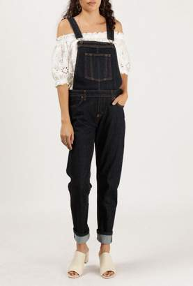 Naked & Famous Denim Stretch Selvedge Overalls