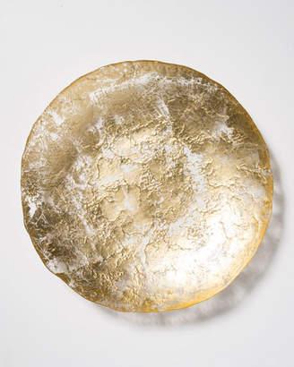 Vietri Moon Glass Centerpiece