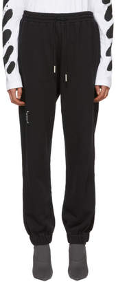A-Cold-Wall* A Cold Wall* Black Cotton Track Pants