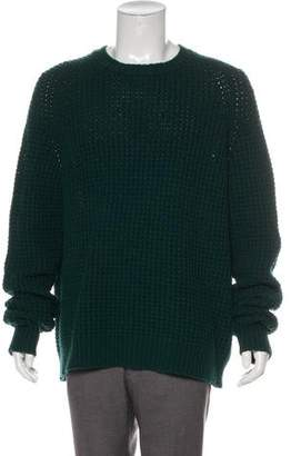 Haider Ackermann Wool Knit Sweater
