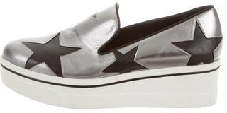 Stella McCartneyStella McCartney Binx Star Platform Sneakers