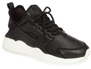 Women's Nike Air Huarache Run Ultra Sneaker $130 thestylecure.com