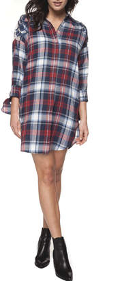 Dex Tunic Plaid Dress