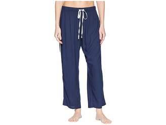 Splendid Woven Crop Pajama Pants