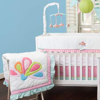 Pam Grace Creations 10 Piece Crib Bedding Set