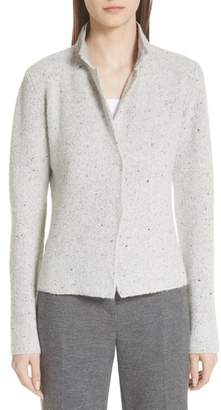 Fabiana Filippi Tweed Knit Jacket