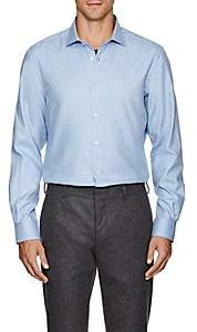 Boglioli Men's Cotton Dress Shirt - Lt. Blue